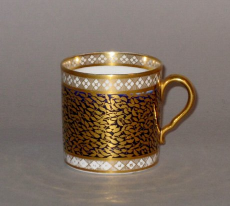 A SPODE Coffee Can. Circa 1810. - Click to enlarge and for full details.