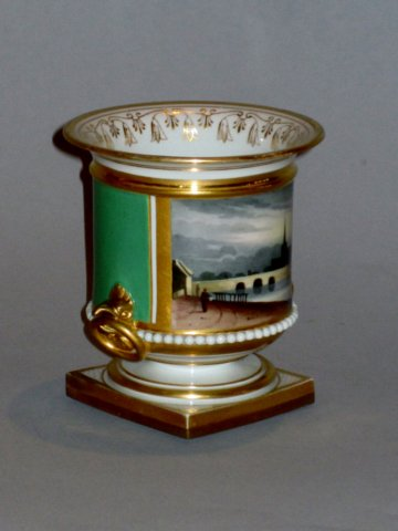 FLIGHT BARR & BARR VASE. CIRCA 1815 - Click to enlarge and for full details.