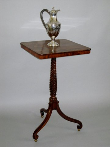 ROSEWOOD WINE TABLE, CIRCA 1820. - Click to enlarge and for full details.