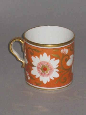 SPODE PORCEAIN COFFEE CAN, CIRCA 1810 - Click to enlarge and for full details.